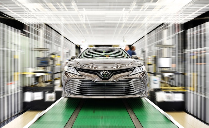 Where is Toyota From and Where are Toyotas Made?