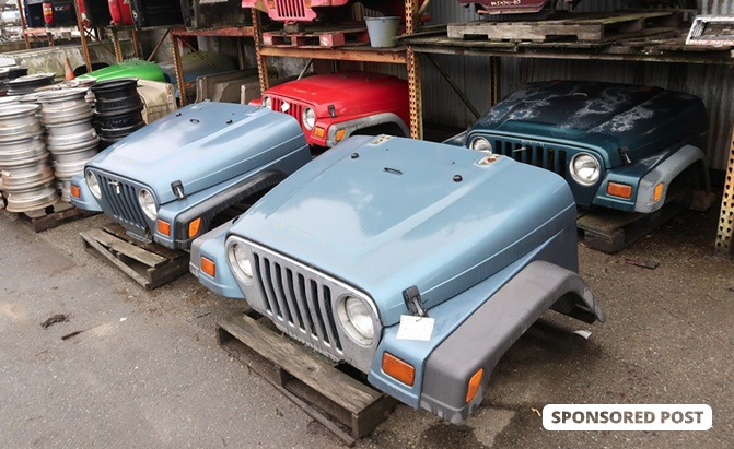 Murphy Auction: Parts and tool auctions can be a great way for intermediate or advanced DIY off-road enthusiasts to pick up parts, tools and kit for their vehicles at great value.Here are three auctions DIYers need to check out.