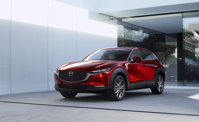 New Mazda CX-30 Crossover Debuts to Fit Between CX-3 and CX-5