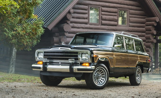 Jeep Wagoneer and Grand Wagoneer Confirmed to Return Soon