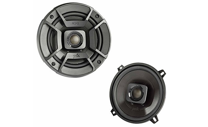 polk audio 5-1/4 2-way coaxial speakers db522