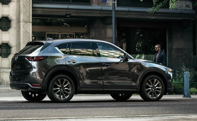 Mazda Finally Offers CX-5 with Diesel Engine in North America