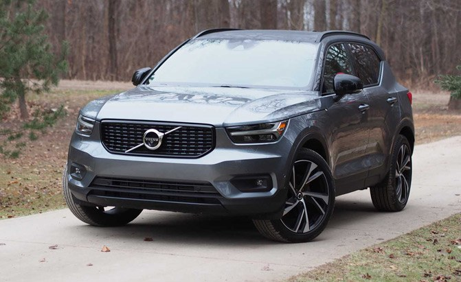 5 Reasons to Buy a Volvo XC40
