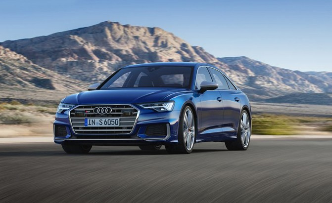 Audi S6 and S7 Debut with 450-HP V6, Mild-Hybrid System
