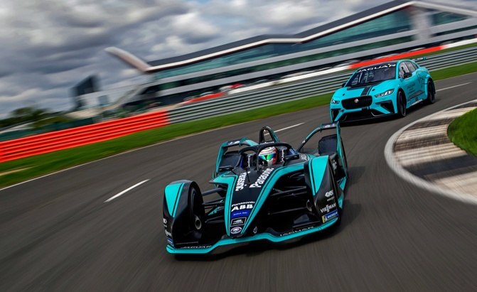 JLR's Formula e Learnings Will Trickle Down to Production Electric Cars
