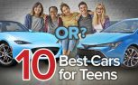 Top 10 Best Cars for Teens