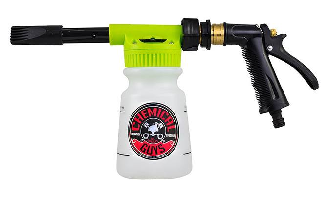 chemical guys torq foam blaster