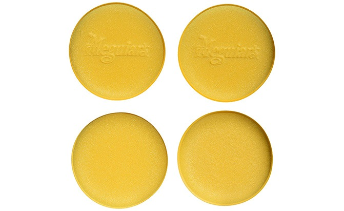 meguiar's supreme shine foam applicator pads
