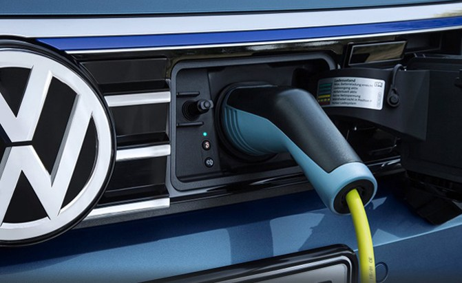 VW Reserves 'Power Hybrid' Name – Along With a Bunch of Other Hybrid Badges