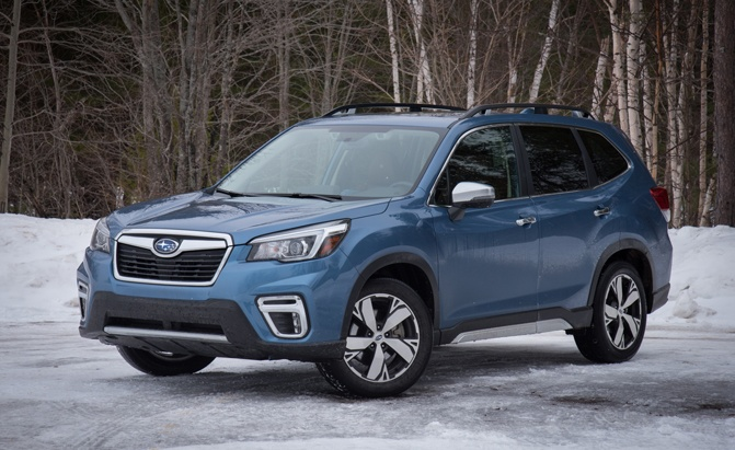 Subaru Forester Pros and Cons