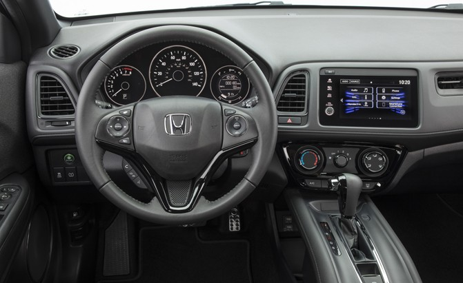 2019 Honda HR-V Dashboard