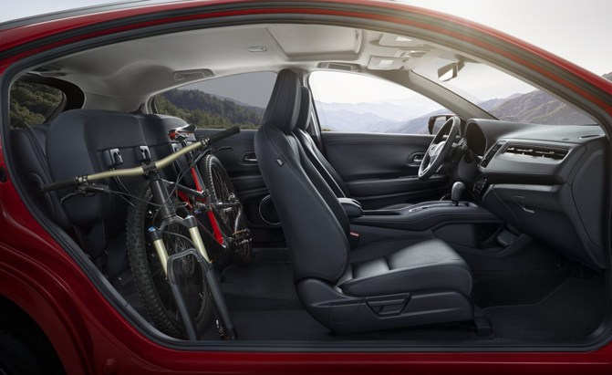 2019 Honda HR-V Magic Seats
