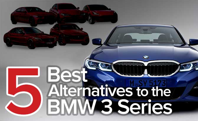 Alternatives to a BMW 3 Series