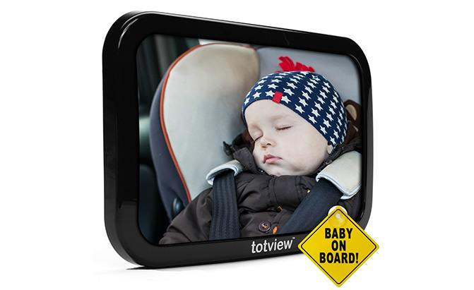 grocreations baby backseat car mirror