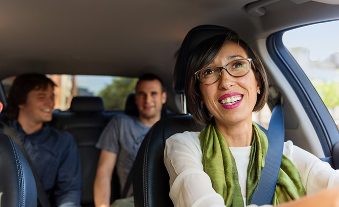 how to become a rideshare driver