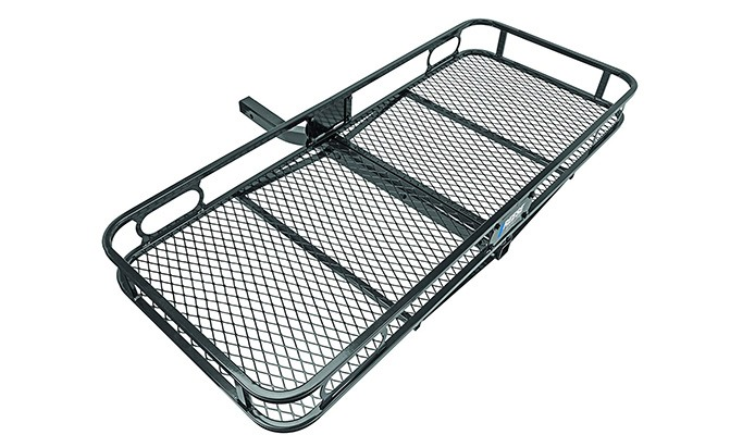 reese pro series black cargo carrier