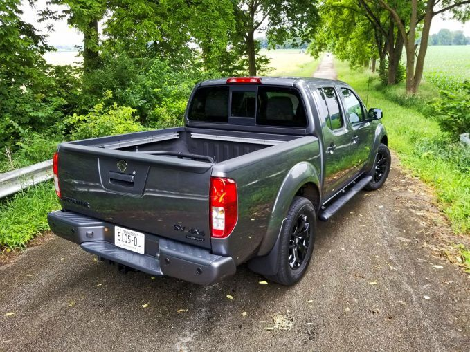 Nissan Frontier Review