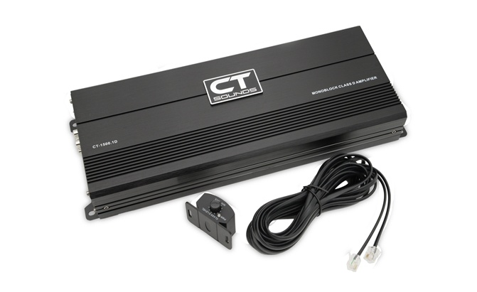 CT Sounds Car Audio Amplifiers