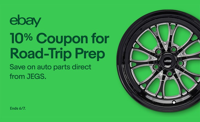 ebays jegs 10% off coupon