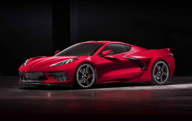 C8 Corvette Hits 60 MPH in Less than 3 Seconds, Starts at Less than $60K