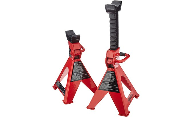 amazonbasics steel jack stands