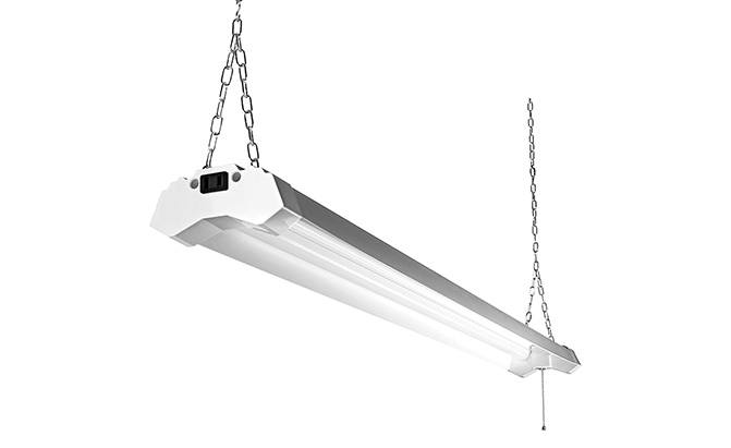 frenchmay linkable led utility shop light