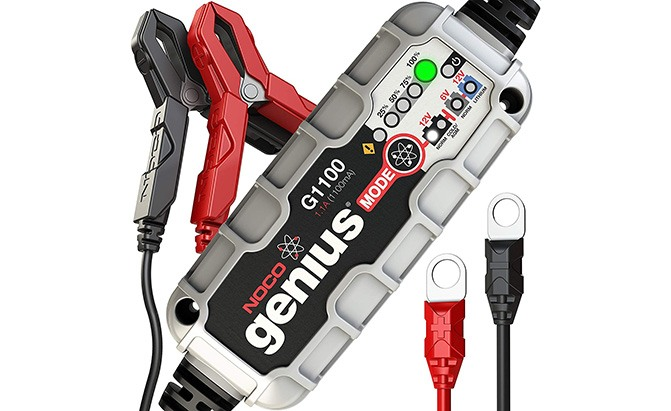 noco genius battery charger and maintaner