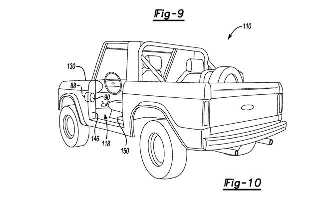 Ford Bronco Will Have Removable Doors