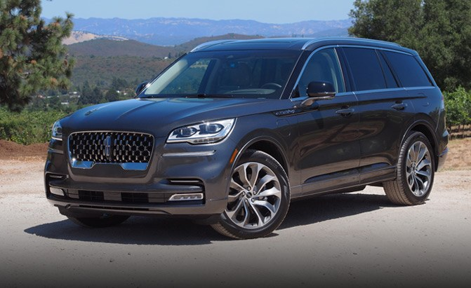 2020 Lincoln Aviator and Aviator Grand Touring Review