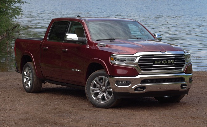 2020 Ram 1500 EcoDiesel Review