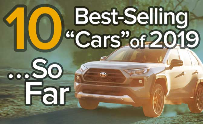 Top 10 Best Selling Cars