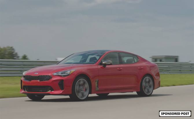 Kia Stinger Feature Focus