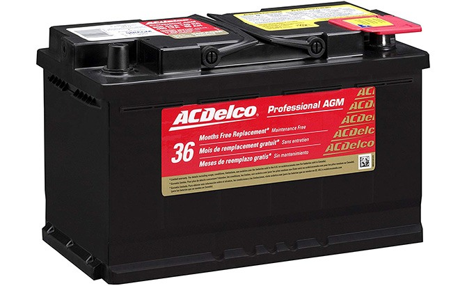 acdelco 94ragm best replacement car batteries