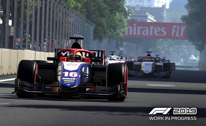 f1 2019 best ps4 racing games
