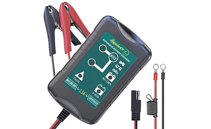 leicestercn lst battery charger/maintainer