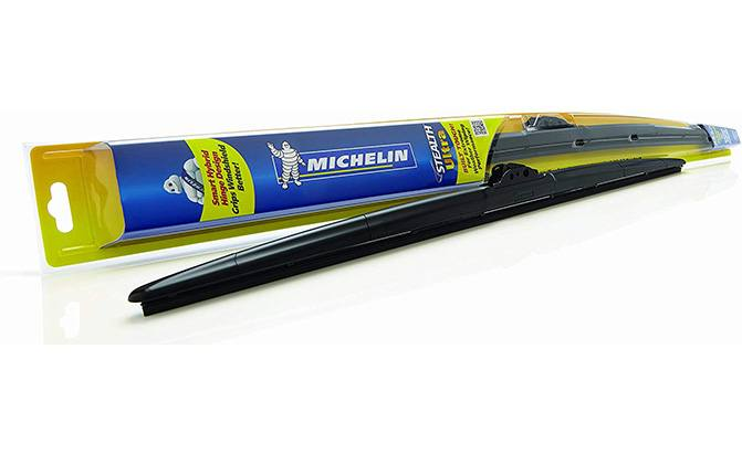 michelin stealth ultra best windshield wipers