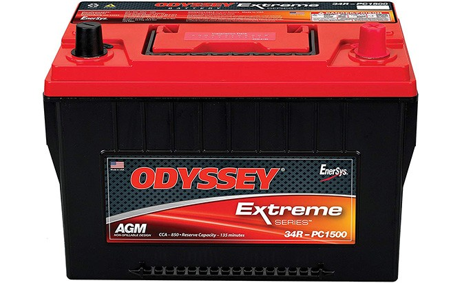 odyssey extreme series best replacement car batteries