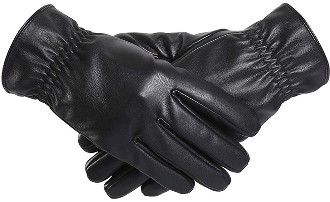 botindo leather best driving gloves