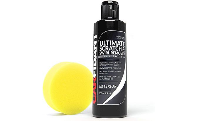 carfidant black car scratch remover