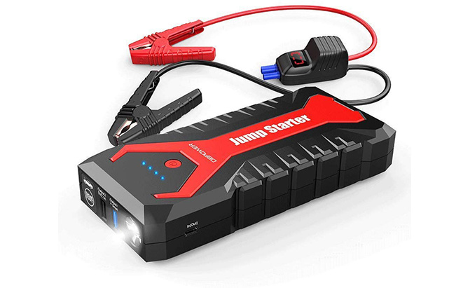 dbpower 20800mah portable car jump starter