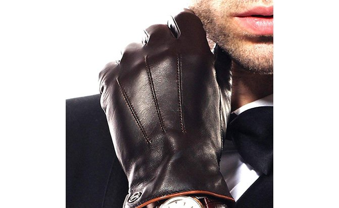elma nappa leather best driving gloves
