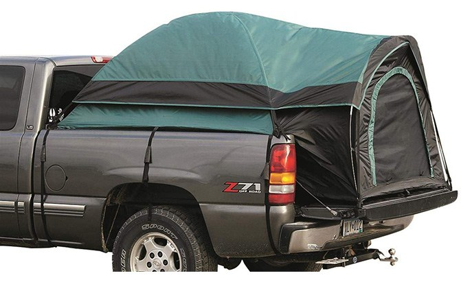 guide gear compact best truck tents