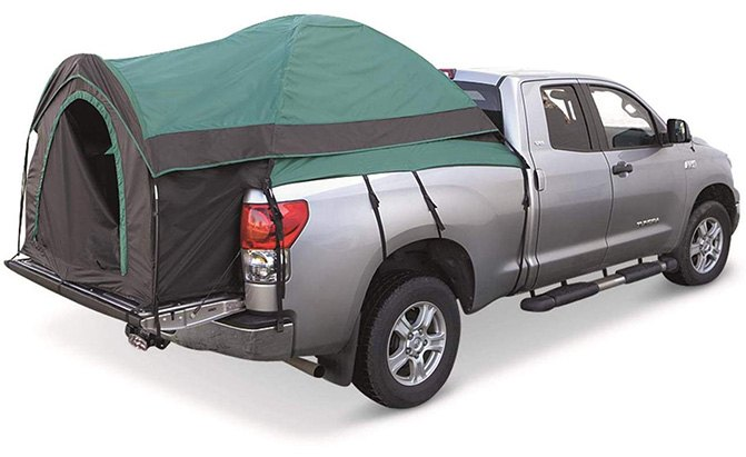 guide gear full size best truck tents
