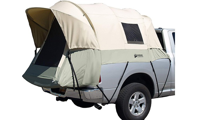 kodiak canvas best truck tents