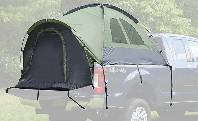 milliard best truck tents