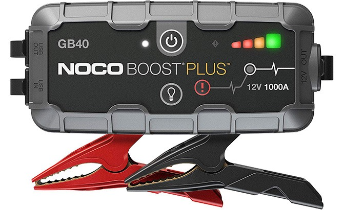 noco boost plus jump starters