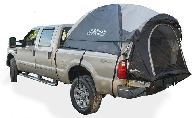 offroading gear best truck tents