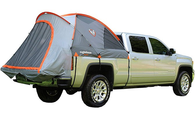 rightline gear best truck tents