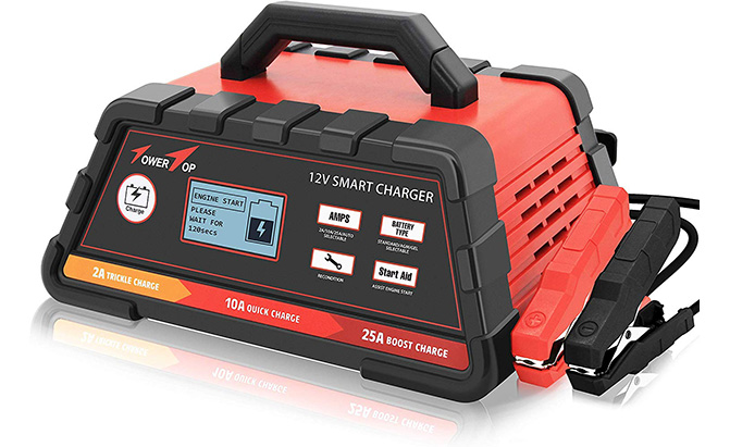 towertop battery charger/maintainer