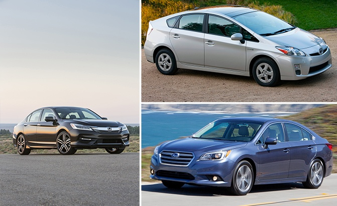 Best Used Cars Under $15,000